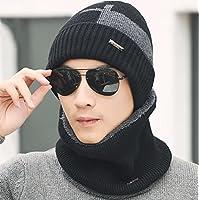 sheng Bonnet d'hiver tricoté oreille chaude parfait exercice en plein air