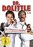 Dr. Dolittle 1-5 [5 DVDs] -