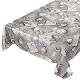 Hule mantel encerado lavable sueños planeta universo luna tiempo estrella tamaño a elegir, toalla, Mit Muster, 100 x 140cm