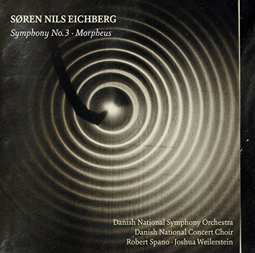 Symphonie n° 3 pour orchestre, choeur et electronics - Morpheus, concerto pour orchestre