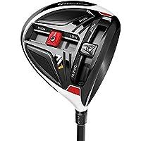 Taylormade Driver Jaula de golf hecha a mano M1 460 de 10,5 ° para conductor, color plateado