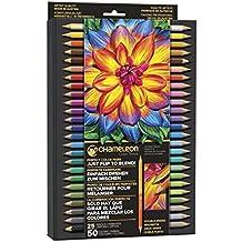 Camaleón Art productos Chameleon tonos lápices, 50color, multicolor