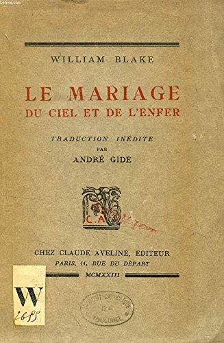 Le mariage du ciel et de l'enfer