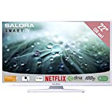 """Salora Salora 22LED9112CSW 22"""" Full HD Smart TV Blanc écran LED"""