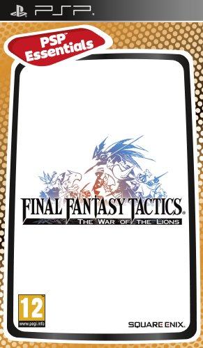 Final Fantasy Tactics The War of the Lions (Essentials) /PSP