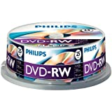 Philips DVD-RW 4.7GB 4x Rohlinge