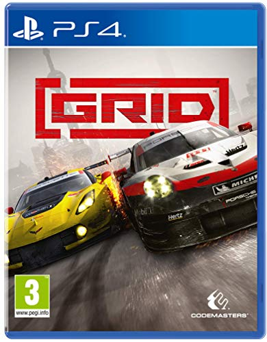 Grid Standard Edition - PlayStation 4