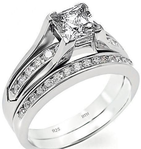 besttohave-925-sterling-silver-with-simulated-diamonds-luxury-affordable-princess-cut-ring-with-half