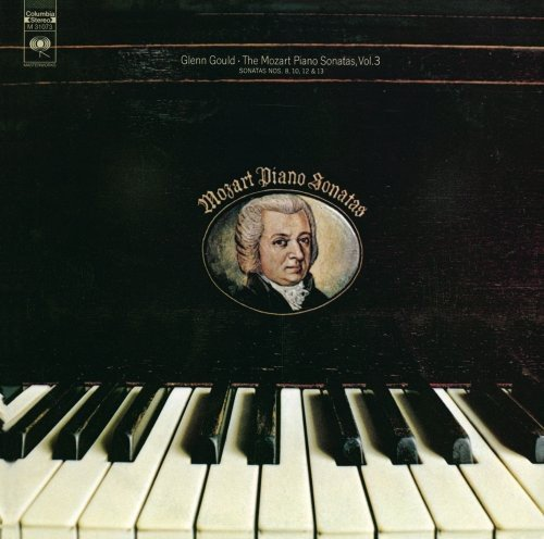 Mozart Sonate Per Piano Vol. 3 Nn 8,10,12 13 K 310,330,332,3