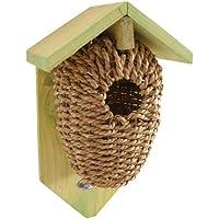 Esschert Design NKBS 1 x Nestbeutel Seegras