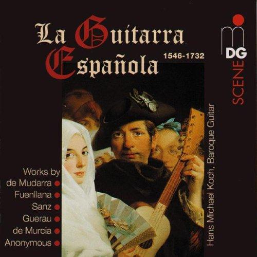 La Guitarra Espanola (1546-1732)