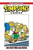 Simpsons Comic-Kollektion: Bd. 16: Ein Fest für die Sinne