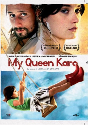 my-queen-karo-2009-region-2-spanish-edition-