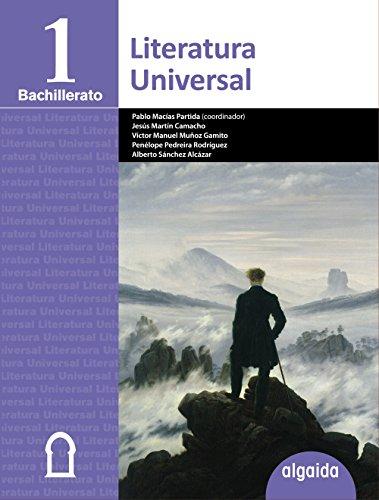Literatura Universal 1º Bachillerato - 9788490672785