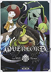 Overlord Edition simple Tome 5