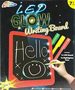 Grafix LED Magic Glow In The Dark Writing / Drawing Board Toy
