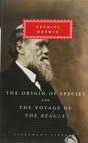The Origin of Species and the Voyage of the 'Beagle': Introduction by Richard Dawkins (Everyman's Library Classics & Contemporary Classics) by Charles Darwin (1-Oct-2003) Hardcover