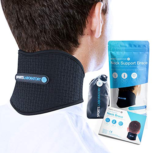 SPORTS LABORATORY Collarín Cervical Para Dolor Cuello