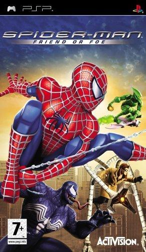 Spider-man: Friend or Foe (PSP) UK IMPORT (Playstation Picks)