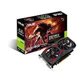 Asus Ceberus GTX1050 Ti Advanced, 4GB DDR5, PCIe3, DVI, HDMI, DP, 1442MHz OC