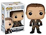 Funko Pop: Once Upon A Time - Prince Charming Figure + FUNKO PROTECTIVE CASE