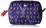Oilily Damen Ruffles Washbag Mhz 1 Clutch, 6 x 16 x 23 cm