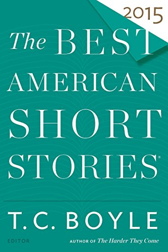 The Best American Short Stories 2015 (The Best American Series ®) (English Edition) -