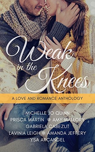 weak-in-the-knees-a-love-and-romance-anthology-english-edition
