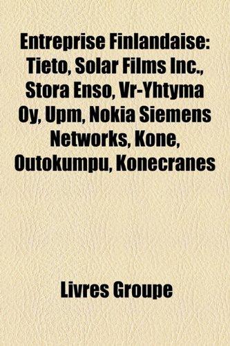 entreprise-finlandaise-tieto-solar-films-inc-stora-enso-vr-yhtyma-oy-upm-nokia-siemens-networks-kone