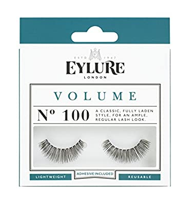 Eylure Strip Lashes No.100 (Volume)