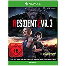 Resident Evil 3 - 100% UNCUT, USK18 [Xbox One]