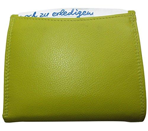 Josephine Osthoff Handtaschen-Manufaktur, Borsa a tracolla donna one size Limone