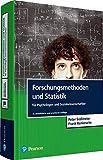 Forschungsmethoden und Statistik für Psychologen und Sozialwissenschaftler (Pearson Studium - Psychologie) - Peter Sedlmeier, Frank Renkewitz