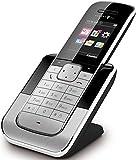 Telekom Sinus 806 pack, TFT-Grafikdisplay und Bluetooth (Farbe: schwarz, 500 Telefonbucheinträge, TFT-Farb-Grafikdisplay, Bluetooth für Headset und GSM Mobilteile)