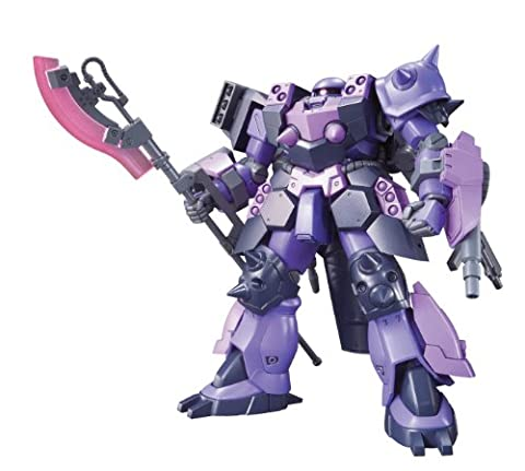 Bandai Hobby #3 Super Custom Zaku F2000 1/144, Bandai Gunpla Builders Action Figure