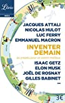 Inventer demain par Attali