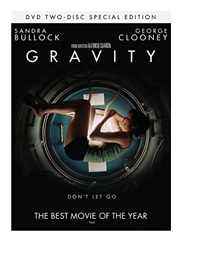 Gravity by Sandra Bullock