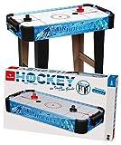 Dal Negro- Air Hockey con Gambe, Multicolore, 53831