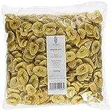 1001Frucht Bananen Chips ohne Zucker getrocknete mit Honig veredelt, 1000 g