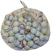 Net of 50 Glass Marbles [Toy] by Playwrite