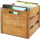 Estuche de almacenamiento Victrola Clasico Vinilos Record LP's