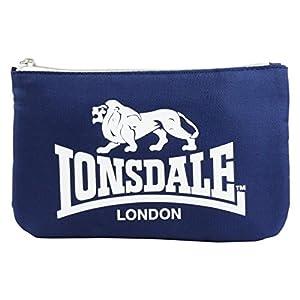 51XjX5EREpL. SS300  - Lonsdale-London-Make-Up-Bag-Con-El-Power-Bank-Bolsos-Neceser-Vanity-Pochettes-Azul