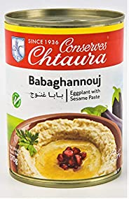 Chtaura Babaghannouj Eggplant and Tahini, 370g - Pack of 1