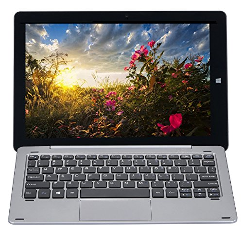 Chuwi hi10 plus tastiera 2 in 1 originale separabile multi-modale con albero rotante magnetico keyboard 2 in 1 magnetic rotary shaft with magnetic docking compatibile tablet pc