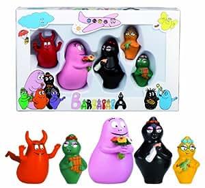 Plastoy Barbapapa Figures Box Set