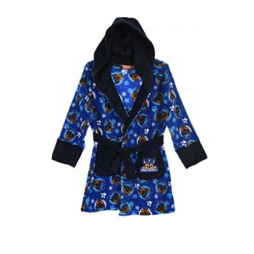 Pat patrouille - Peignoir - Robe de chambre Pat Patrouille bleu multicouleurs Taille de 3 à 6 ans - 6 ans