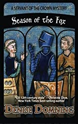 Season of the Fox (Servant of the Crown) by Denise Domning (2015-02-28)
