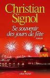 Se souvenir des jours de fête (A.M. ROM.FRANC) - Format Kindle - 9782226389480 - 8,99 €