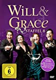 Will & Grace - Staffel 8 [Alemania] [DVD]