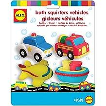 Alex - Muñeco de baño - vehículos (Juratoys 700TN)